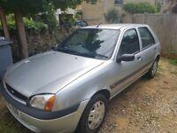 Ford Fiesta 1.25 l zetec LX