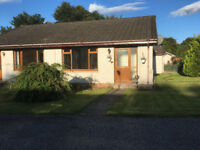 For Sale - 21 Braeface Park Alness Ross-shire - 2 bed semi-detached bungalow