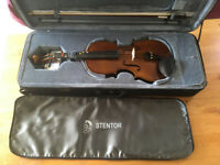 Stentor Student Viola with Books and Accessories