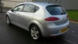 2009 Seat Leon Sport 2.0TDI- AUTOMATIC- 1 Owner- 5 Door- LONG MOT- Full History