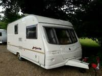 Avondale argente 480-2 berth year 2006 in excellent condition moter mover and awning