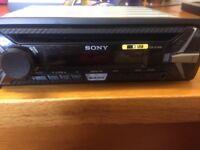 New Sony x pod cd MP3 usb