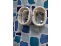 SHOWER CURTAIN + RINGS