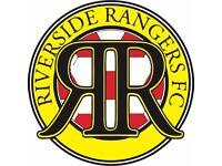Football Players Wanted - Riverside Rangers