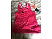 New Nike pro top