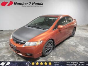 2009 Honda Civic SI| AS-IS, Power Group, 6-Speed Manual!