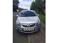 Vauxhall Corsa-2011-Long MOT-Low Mileage-Full Service History-Excellent Car