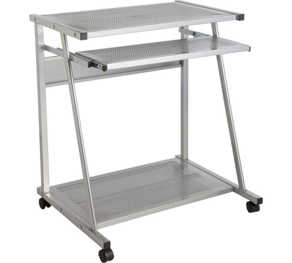 Argos Metal Computer Desk