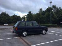 Range Rover 2.5 DSE , 99,000 miles !!!
