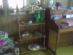 ESTATE SALE -Two stands for sale