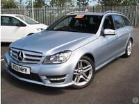 Mercedes Benz C C Estate C220 2.1 CDI B/E AMG Sport