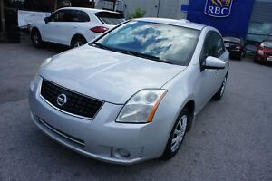 2009 Nissan Sentra 2.0   POWER GROUP   AUX    AIR CONDITION  
