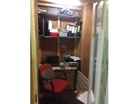 Ready Made Office with complete door & light sale
