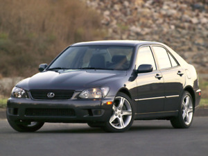 Looking for lexus is300, sc300, gs300 or ls