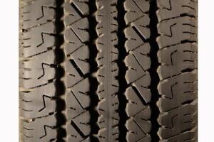 4 pneus d'été 245/75R16 LT 10p Brigestone Vsteel a partir de 320