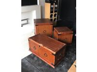 Wooden Chest/Storage/Toy Box