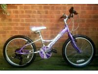 "Probike Melody child's bike,20""wheels,5 speed"