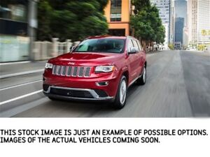 2017 Jeep Grand Cherokee New Car Limited |4x4|TrailerTowPkg|Ucon