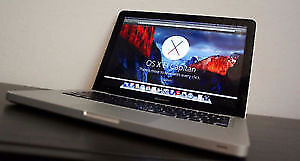 "MACBOOK PRO i5 2.5GHz,500GB,4GB,WIFI,WEBCAM,13"",SUPER FAST"