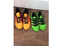 FREE Girls football boots