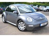 2005 Volkswagen Beetle 1.9 TDi 100 3dr 3 door Hatchback