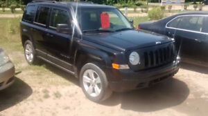 2011 Jeep Patriot NORTH EDITION SUV, Crossover  DEAL DEAL TIME