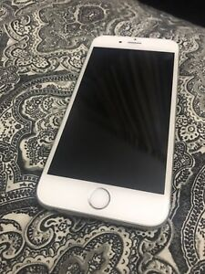 iPhone 6s, 16gb locked to Rogers! White/Silver