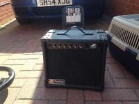Panther guitar amp