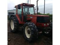 FIAT F115 tractor . Not Massey Ferguson. Not New holland. Not john deere. Not ford
