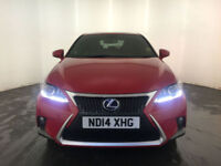 2014 LEXUS CT200H F SPORT AUTO HYBRID SERVICE HISTORY FINANCE PX WELCOME