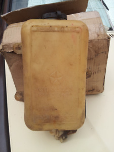 1979 Dodge truck washer fluid container