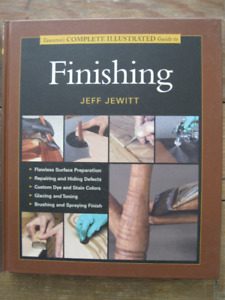 WoodWorking Reference and Guide Books