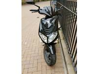 Peugot scooter for sale or swap for cheap running diesle cat