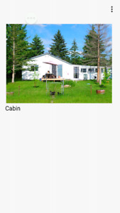 Cabin For Sale On the Lake