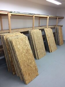 Plywood, Oriented Strand Board, OSB 4x8  Lumber