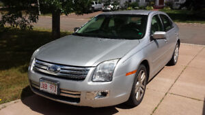 2009 Ford Fusion SEL V6 - Second owner