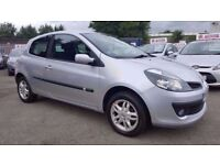 RENAULT CLIO 1.5 DCI DYNAMIQUE 3 DOOR 2007 / 1 OWNER / £30 ROAD TAX / FSH / HPI CLEAR