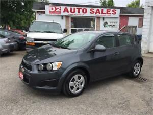 2013 Chevrolet Sonic LS/Bluetooth/Gas Saver/Certified