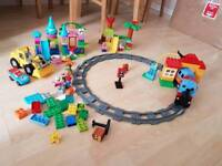 LEGO DUPLO Electric train and more