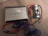 HIFONICS AMP 1200watt