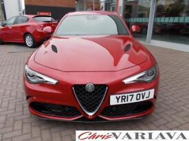 2017 Alfa Romeo Giulia 2.9 V6 BiTurbo Quadrifoglio 4dr Auto ** BEAT THE WAITING
