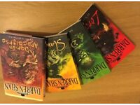 Darren Shan Book Collection