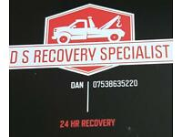 D's recovery specialist