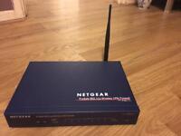 Net gear pro safe wireless VPN Firewall 8