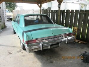 1976 plymouth Valiant/ Scamp