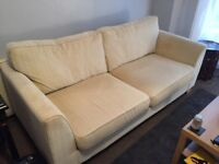 Large 3 Seater Sofa £120!!!