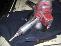 "Chicago Pneuatc 9"" Air Grinder / Sander"