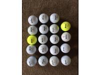 Srixon Soft Golf Balls