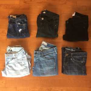 Selection of Women's Jeans