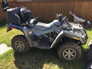 Can am Outlander 800 Max Limited 2UP